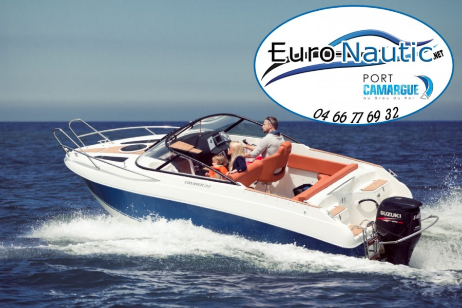 Selection Boats Cruiser 22 Anniversaire