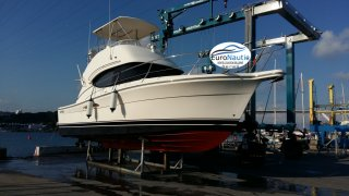 achat bateau Riviera Riviera 33 Fly EURONAUTIC PORT CAMARGUE