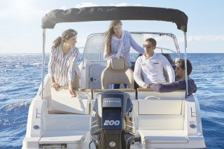 Quicksilver Activ 675 Sundeck � vendre - Photo 3