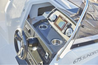 Quicksilver Activ 675 Sundeck � vendre - Photo 4