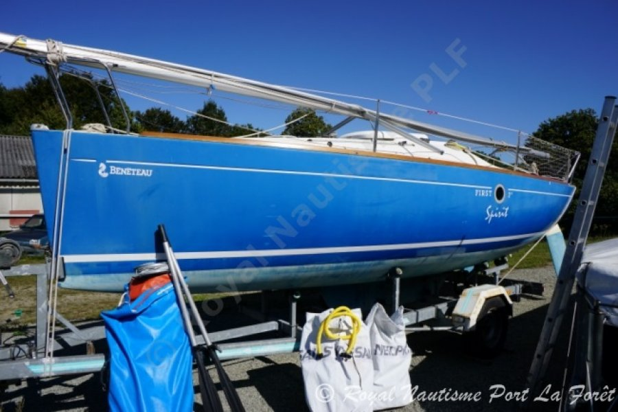 Beneteau First 210 Spirit occasion
