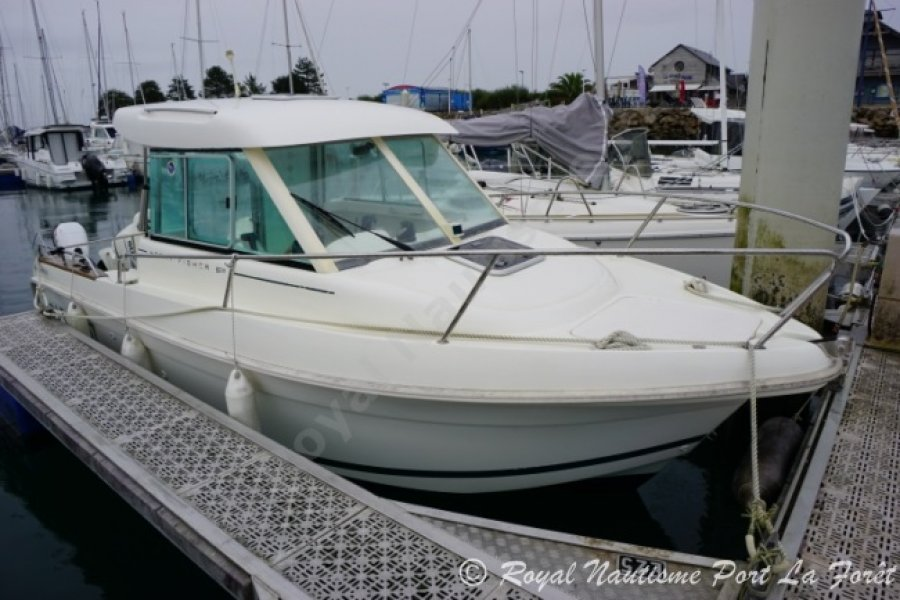 Jeanneau Merry Fisher 625 occasion