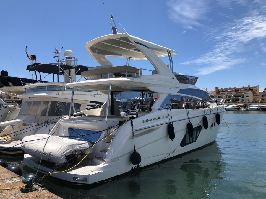 annonce bateau Absolute Absolute 52 Fly