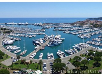 Mooring Place - ANTIBES Port Vauban