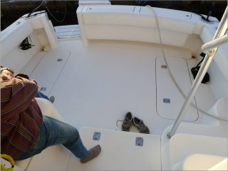 Luhrs Luhrs 41 Convertible � vendre - Photo 7
