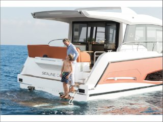 Sealine Sealine C430 � vendre - Photo 7