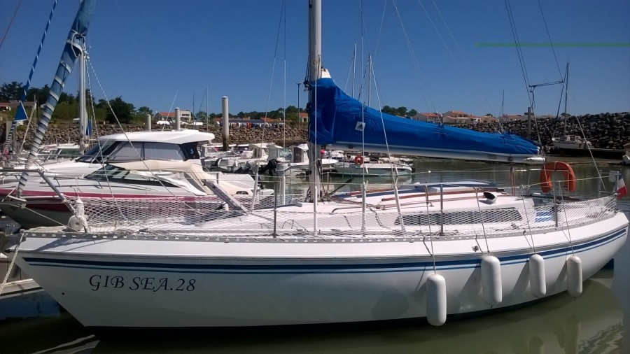 Gibert Marine Gib Sea 28 occasion