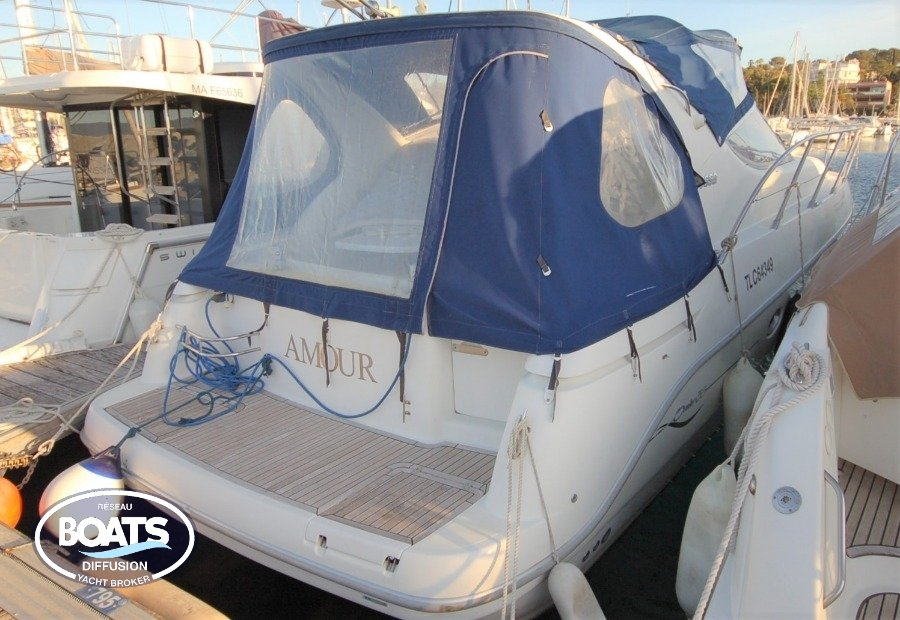 annonce bateau Sessa Marine Oyster 35