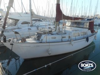 Voilier Neptune 33 occasion