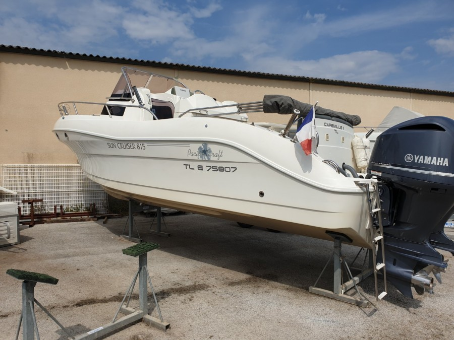 Pacific Craft 815 SC à vendre par