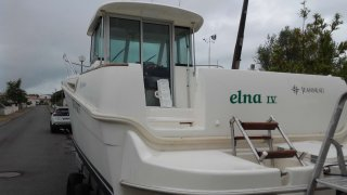 achat bateau Jeanneau Merry Fisher 655 Marlin WEST YACHT BROKER