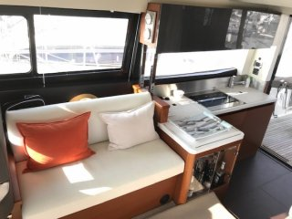 Jeanneau Prestige 450 Fly � vendre - Photo 7