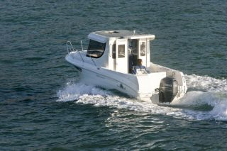 Pacific Craft Pacific Craft 660 Fish HYERES ESPACE PLAISANCE