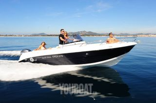 Pacific Craft Pacific Craft 670 Open HYERES ESPACE PLAISANCE