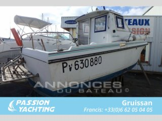 bateau occasion Beneteau Antares 640 PASSION YACHTING