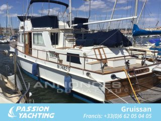 bateau occasion Grand Banks Grand Banks 42 Classic PASSION YACHTING