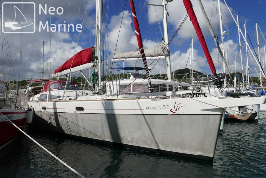 Allures Yachting 51