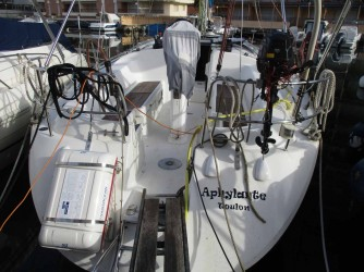 achat voilier Poncin Yachts Harmony 47
