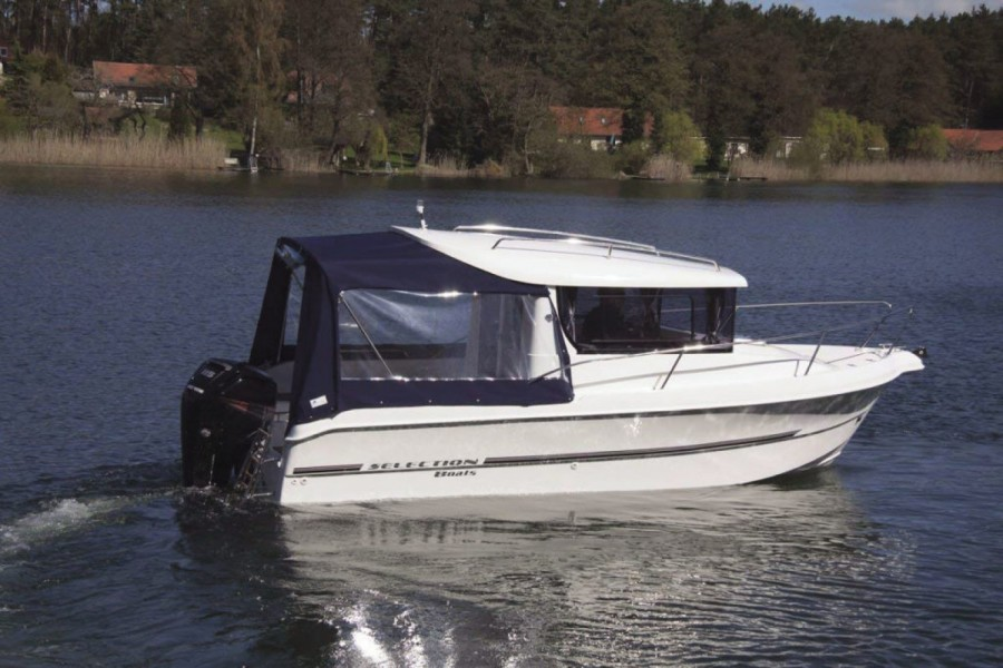 Selection Boats Grand Large 22 new