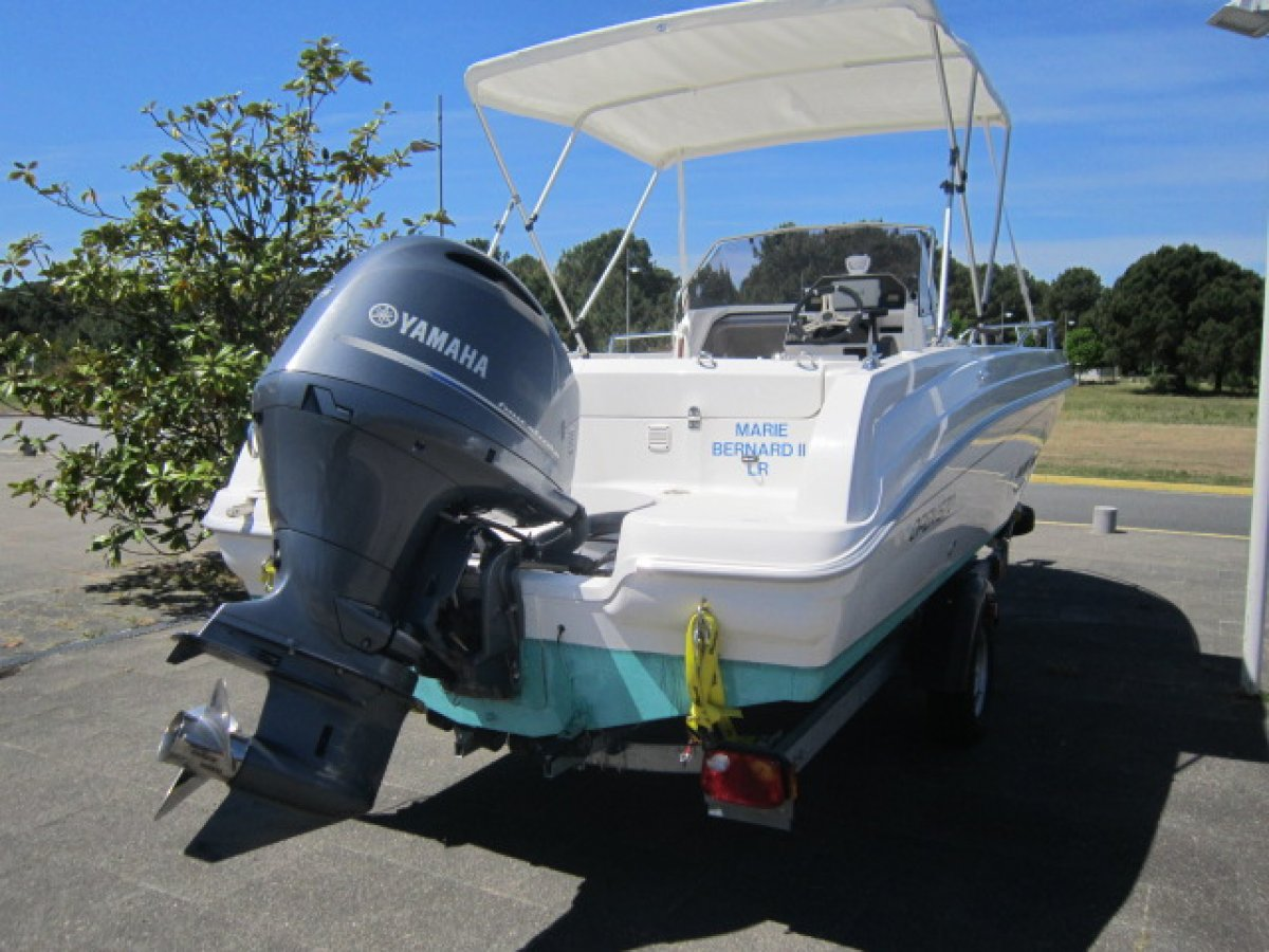 annonce bateau Pacific Craft Pacific Craft 670 Open Trendy