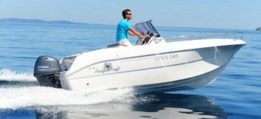Pacific Craft 545 Open nuevo
