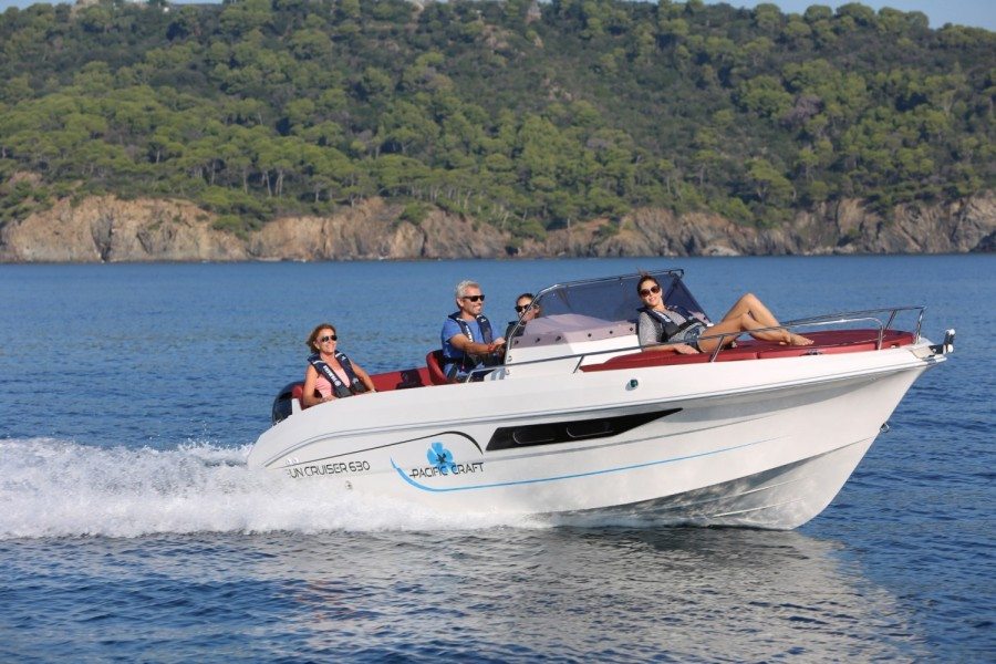 Pacific Craft 630 SC neu