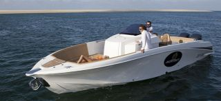 Pacific Craft 30 RX nuovo