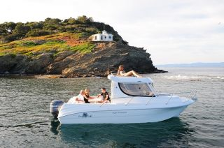 Pacific Craft 660 Timonier neu