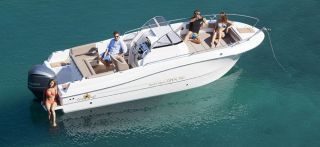 Pacific Craft 750 Open new