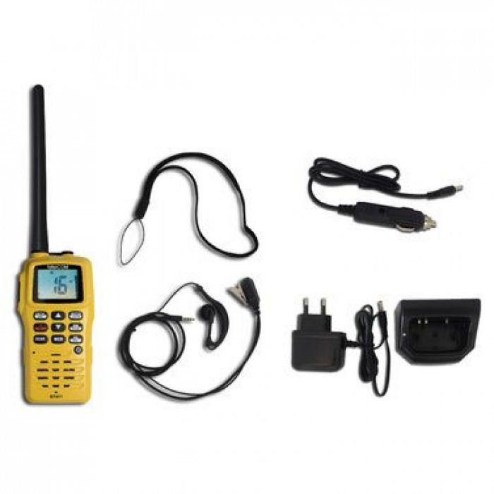 PACK VHF NAVICOM RT411 portable 5W neuf