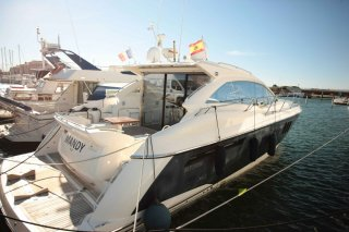 achat bateau Absolute Absolute 52 Sty MARINE CENTER CAP D'AGDE