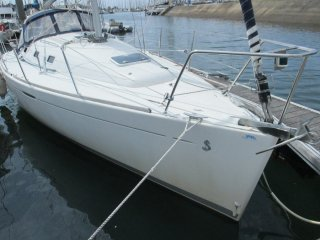 achat voilier Beneteau First 31.7