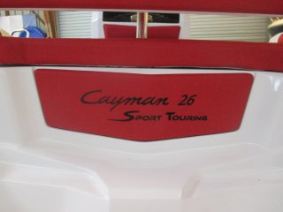 Ranieri Cayman 26 Sport Touring � vendre - Photo 17