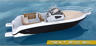 Ranieri Next 240 Sh � vendre - Photo 1