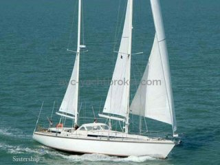 achat bateau Amel Super Maramu 2000 AYC INTERNATIONAL YACHTBROKERS