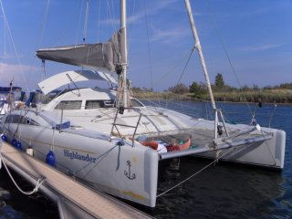 achat voilier Fountaine Pajot Maldives 32 AYC INTERNATIONAL YACHTBROKERS