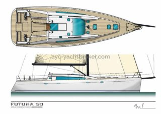 Futuna Yachts Futuna 50 � vendre - Photo 4