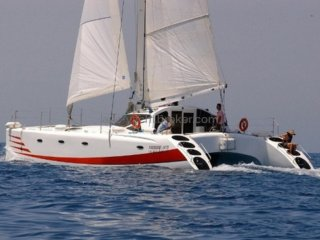 achat bateau Kama Marine Vik 125 AYC INTERNATIONAL YACHTBROKERS