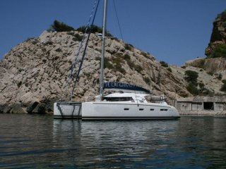 bateau occasion Nautitech Nautitech 44 AYC INTERNATIONAL YACHTBROKERS