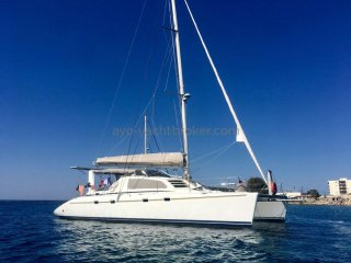 achat voilier Robertson And Caine Leopard 47 AYC INTERNATIONAL YACHTBROKERS