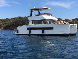 achat bateau Fountaine Pajot My 37 EURO-VOILES