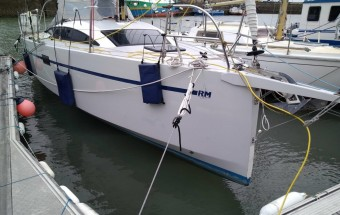 Voilier Fora Marine RM 890 occasion