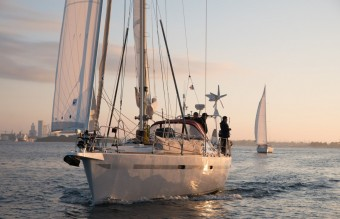 Voilier Universal Yachting 44 occasion