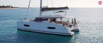 Voilier Fountaine Pajot Lucia 40 occasion