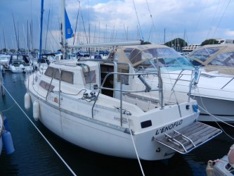 achat bateau Beneteau Evasion 29 CHANTIER NAVAL YES - MAGASIN BIGSHIP - YES COURTAGE