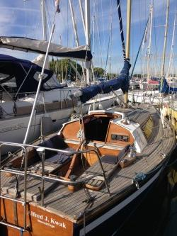 achat bateau Chantier Waarschip Halftonner 870 CHANTIER NAVAL YES - MAGASIN BIGSHIP - YES COURTAGE