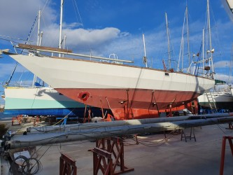Voilier CN Pugliese Trireme 50 occasion