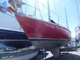 achat bateau Gilbert Caroff Mangareva 38 CHANTIER NAVAL YES - MAGASIN BIGSHIP - YES COURTAGE