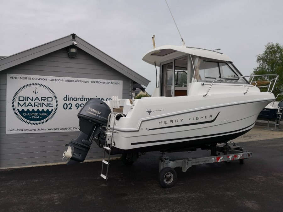 Jeanneau Merry Fisher 595 à vendre par