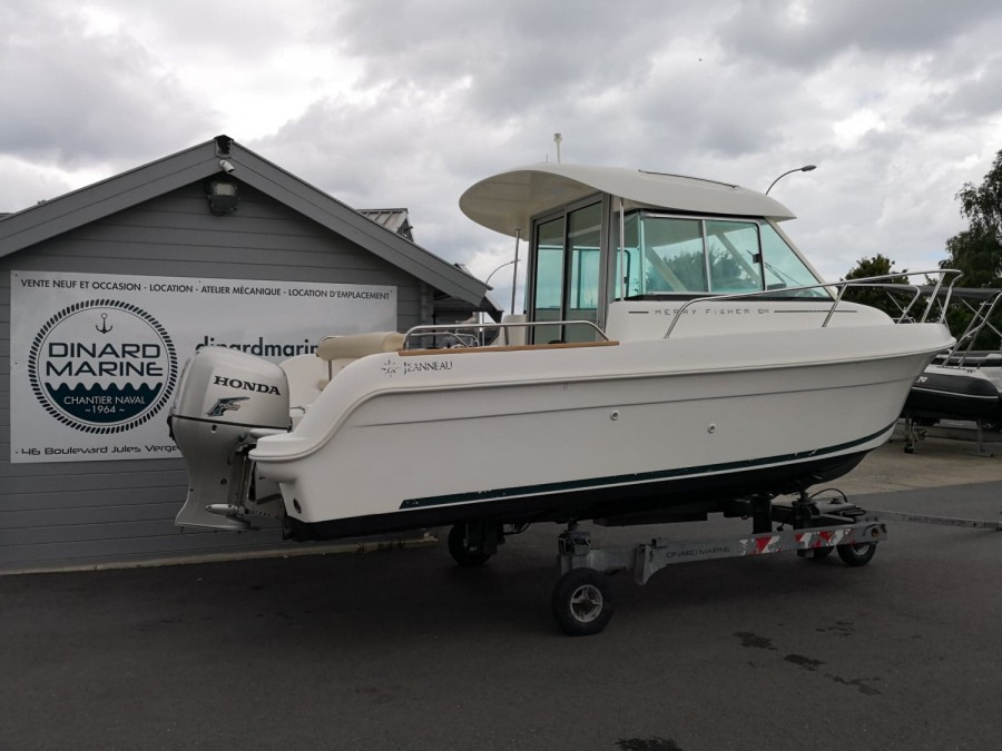Jeanneau Merry Fisher 625 à vendre par